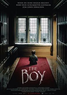 """""""The Boy"""" Alle Termine in Deiner Nähe und Infos auf hepyeq.de"""