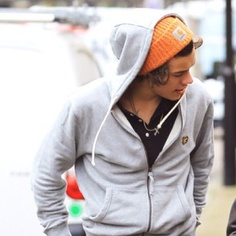 that orange beanie... is now in Ghana forever! But for an amazing cause!