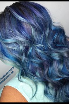 Tout sur la coloration capillaire Purple Hair, Hair Color, Long Hair Styles, Beauty, Violet Hair, Hair Coloring, Hair Style, Everything, Beleza