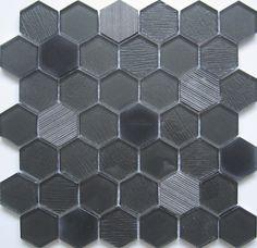 Modern Hexagon Mosaics Tile Warehouse