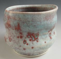 Peach Bloom glazes (aptly named since they look like ripening fruit) are some of the most delicate and beautiful glazes around, as you can see in the photo