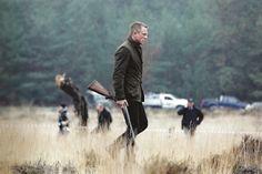 New on JNSQ..com Gift Guide: Modern Gentleman James Bond's Barbour Commander Jacket from Skyfall.