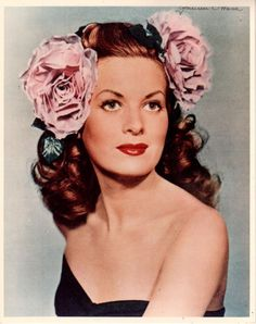 Maureen O'Hara ~ She was a staunch conservative Republican and over time has supported the Presidencies of Dwight D. Eisenhower, Richard Nixon, Gerald Ford, Ronald Reagan, George Bush, and George W. Bush.