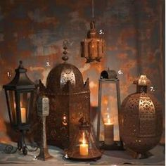 LANTERNS SMART IN DESIGN AND RICH IN STYLE