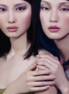 Asians beauty make