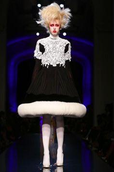 Jean Paul Gaultier Couture Fall Winter 2014 Paris