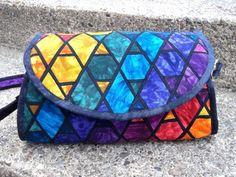 Wrapsody Bag Sewn by Diane Rhodes of Monroeville, PA.
