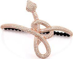 pembe altın ve erzurum oltu taşı yılan deseni.