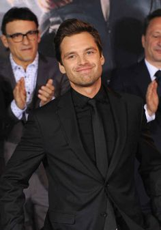 **Temperature Rises**   Attention: Sebastian Stan Is Who Your Heart Should Lust For