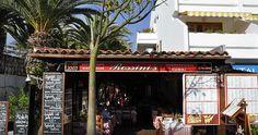 Restaurante Rossini's is gelegen aan Costa Adeje dichtbij Hotel Las Dalias. Steeds druk bezocht en één van de specialiteiten is pasta en steak. Een aanrader!