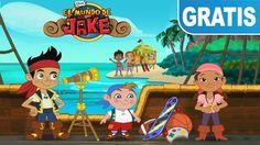 JAKE y los Piratas de Nunca Jamas - Mi Barco - SUSCRIBETE