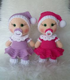 In this article I will share the amigurumi doll pacifier doll free crochet pattern. You can find everything you want about Amigurumi. Doll Amigurumi Free Pattern, Crochet Dolls Free Patterns, Crochet Doll Pattern, Crochet Blanket Patterns, Amigurumi Doll, Free Crochet, Crochet Gratis, Stuffed Animal Patterns, Magic Ring