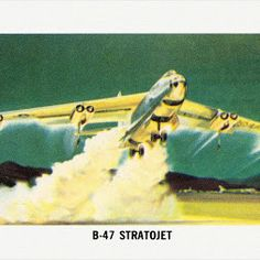 B-47 Stratojet  -  Jeff Sexton - Google+