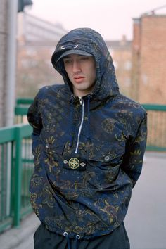 Supreme x Stone Island 2015 Spring/Summer Lookbook