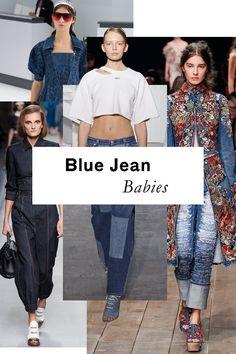 Spring 2016 Trend Report - Vogue