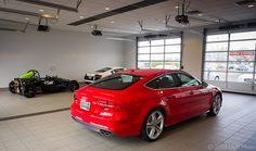Audi Exclusive Misano Red Audi S7