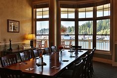 Inn at Port Ludlow cooking classes in fall!