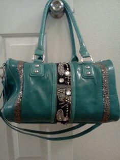 Charming Charlie bag :)