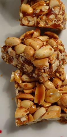 cacahuètes caramélisées à l'antillaise