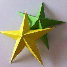 Benim Pembe Dünyam: Boyutlu yıldız yapımı