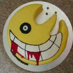 Soul Eater, moon, cake; Anime Food