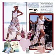 """""""Yoins 323."""" by carola-corana ❤ liked on Polyvore featuring Yankee Candle, Tim Clarke Interior Design, yoins, yoinscollection and loveyoins"""