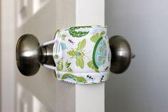 Baby Room Door Jam