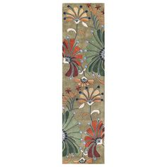 @Overstock - Dress up your hallway with this hand-tufted wool runner rug. Crafted from 100 percent New Zealand wool, this rug has been hand-washed with a burst of color to match most flooring. Paint the walls and place the rug for a fresh new look. http://www.overstock.com/Home-Garden/Hand-tufted-Eastern-Khaki-Green-Wool-Rug-2-x-8/5903542/product.html?CID=214117 $69.29