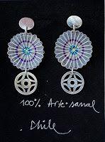 Joyeria Creativa: Navidad y Crin Bohemian Jewelry, Jewerly, Crochet Earrings, Weaving, Fashion, Ear Rings, Horse Mane, Handmade Jewelry, Mosaics