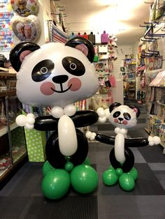 Theres a whole lotta love out there for these pandas! 🎈🐼❤️