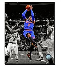 Carmelo Anthony Canvas Framed Over With 2 Inches Stretcher Bars-Ready To Hang- Awesome & Beautiful-Must For A Championship Team Fan! All Teams Player Canvas Available-Please Go Through Description & Mention In Gift Message If Need A different Team-Choose Size Option (16 x 20 inches stretched Carmelo Anthony Canvas) Art and More, Davenport, IA http://www.amazon.com/dp/B00N0OR1LO/ref=cm_sw_r_pi_dp_4Kbzub0JEEWFW