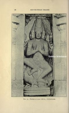 http://indian-heritage-and-culture.blogspot.ae/2015/08/lord-brahma-sculptures-in-south-indian.html: Lord Brahma sculptures in South Indian temples