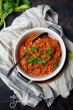 Kulinarne przygody Gatity - przepisy pełne smaku: Warzywa po grecku (dieta dr Dąbrowskiej)