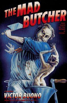 The Mad Butcher #WatchOnline #Classic #SciFiMovie #horrormovie #CultMovie #OnlineMovie #LowBudgetFilms #horror #sexploitation #HorrorMovies #sciencefiction