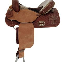 Western saddle and boot store. Shipping worldwide and stocking quality saddles, boots, tack and clothing. Friendly expert staff ready to assist you in you purchase of a saddle that fits! Barrel Racing Saddles, Barrel Saddle, Horse Saddles, Western Saddles For Sale, Horse Gear, Horse Tack, Saddle Shop, Tack Sets, Stainless Steel Plate