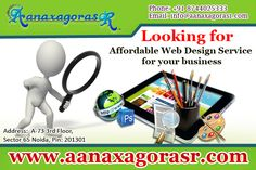 Looking for Affordable Web Design Service for your business