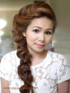Highly fantastic ways on Wedding Hairstyles   ireviewnew