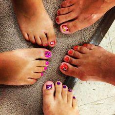 Pedicures!!