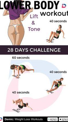 #emagrecer #dieta #fitness #emagrecimento #saude #vidasaudavel #foco #fit #academia #treino #saúde #gym #emagrecercomsaude #bemestar #qualidadedevida #lowcarb #lifestyle #musculacao #fitnessmotivation #perderpeso #musculação #workout #brasil #nutricao #reeducaçãoalimentar #bodybuilding #personaltrainer #nopainnogain #crossfit #maromba, Causes Of Cellulite, Reduce Cellulite, Easy Workouts, At Home Workouts, Chest Workout Women, Weight Loss Meals, Weight Lifting, Fit Girl, Sport