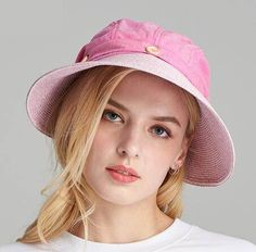 0bc2a7e0462 292 Best New Fashion Cap Hat For Women Images On Caps. Plaid Sun Bucket Hat  For Women Outdoor Wear Double Sided Uv Hats Leather Men ...