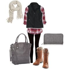 """""""Casual Style w/Thirty One"""" by ecomn on Polyvore"""