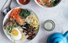 Its surprisingly simple to make great bibimbap—the toppings can be prepped ahead, and you dont need that many ingredients.