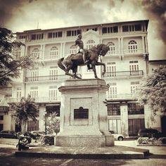 Plaza Herrera, Casco Antiguo, Panama City