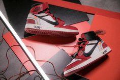 Slam Jam Socialism Is Still Raffling off the Virgil Abloh x Nike Air Jordan  1s