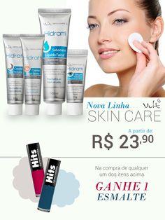 Visite e conheça: www.loucasporcosmeticos.com.br