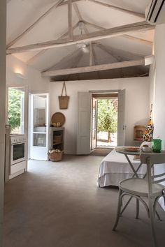 A RENOVATED GREEK FISHERMAN'S HOUSE | the style files