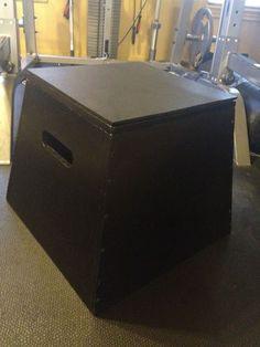 DIY – Plyo Box