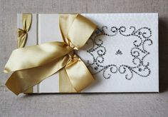 Wedding Guest Book Arabic & English  Gold by Natoof on Etsy, $100.00