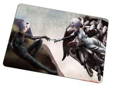Neon Genesis Evangelion mouse pad ayanami rei large pad to mouse computer mousepad anime best gaming mouse mats to mouse gamer