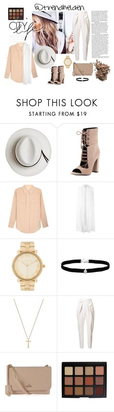 """Havanna"" by trendhelden on Polyvore featuring Mode, Calypso Private Label, Kendall + Kylie, Equipment, demoo parkchoonmoo, Michael Kors, Amanda Rose Collection, Gucci, Delpozo und Vivienne Westwood"